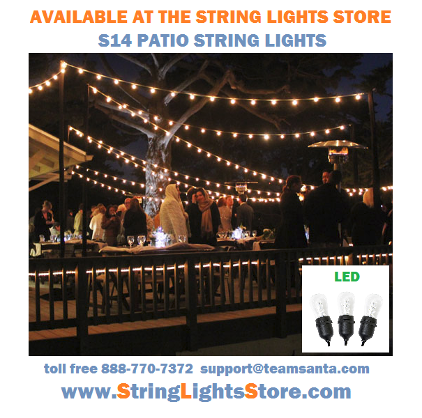 Cafe String Lights Are Being Sold At The String Lights Store