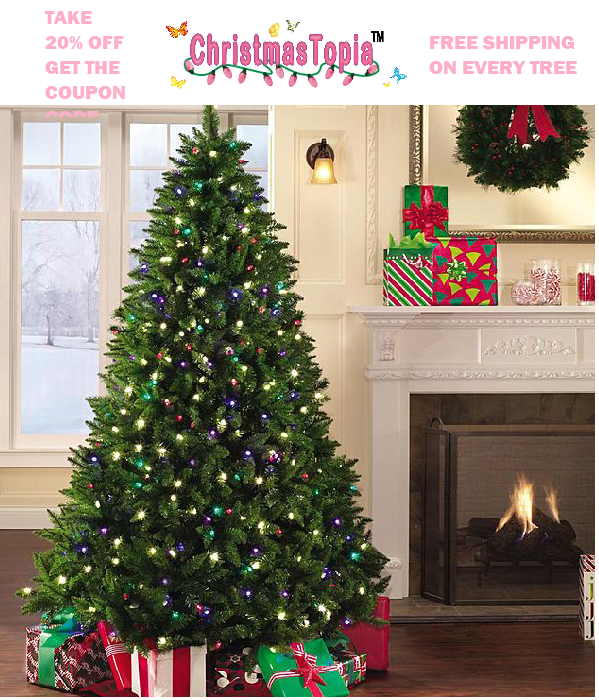 Christmas Lights are Entirely Optional When Selecting an Artificial Christmas Tree