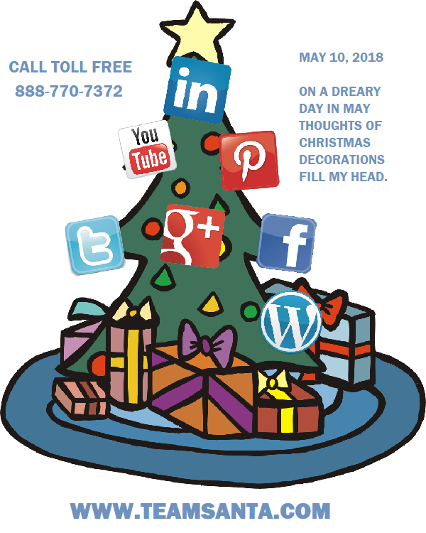 Social Media Is a Valuable Asset for Team Santa Inc.