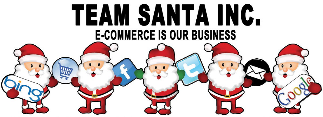 Welcome to Team Santa Stores Inc E-Commerce Website