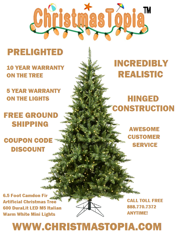 Space Age Artificial Christmas Trees Come Fully Assembled When You Open The  Carton Learn More