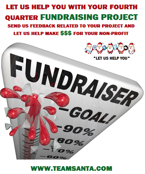 Fund Raising Opportunities For The Holiday Season We Can Help Your Favorite Charity Raise Money