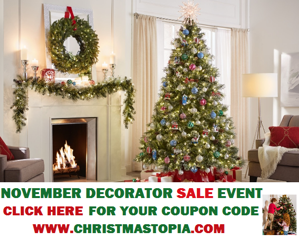 November Decorator Sale Event Click Here To Get Your Coupon Code